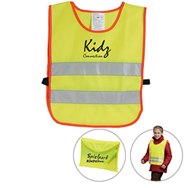 Safety jacket for children